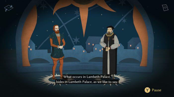 Astrologaster Nintendo Switch Gameplay Screenshot