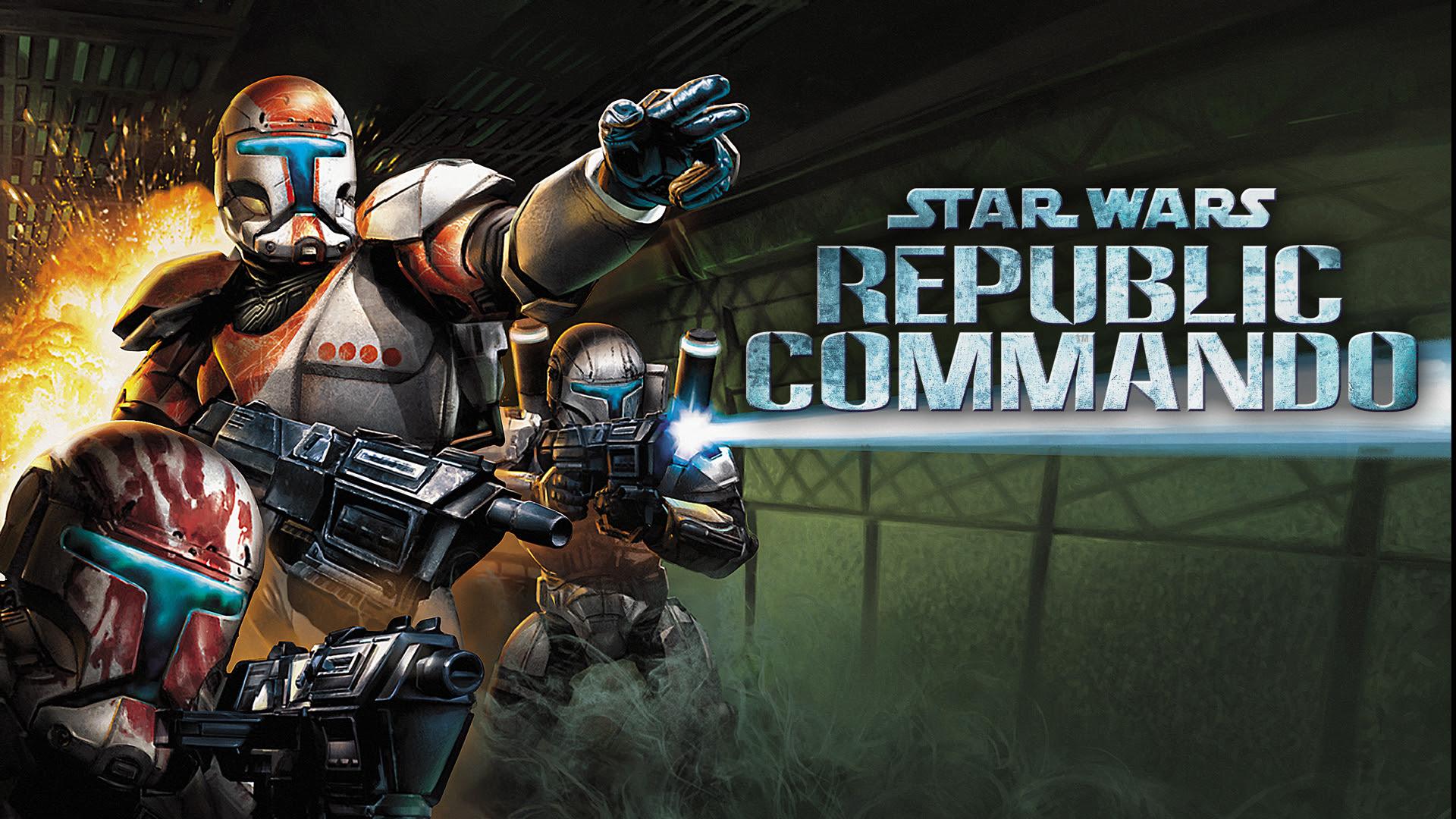 Star Wars Republic Commando Nintendo Switch