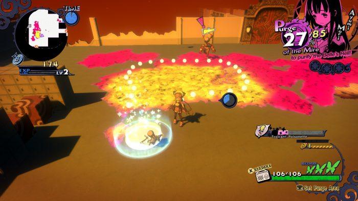 Poison Control Nintendo Switch Gameplay Screenshot
