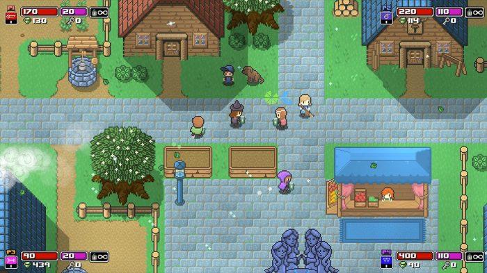 Nintendo Switch Rogue Heroes: Ruins of Tasos
