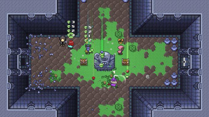 Nintendo Switch Rogue Heroes: Ruins of Talos