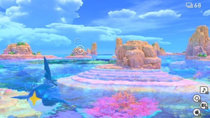 New Pokémon Snap Nintendo Switch Gameplay Screenshot