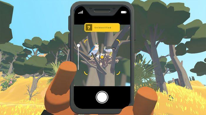 Nintendo Switch A;ba: A Wildlife Adventure