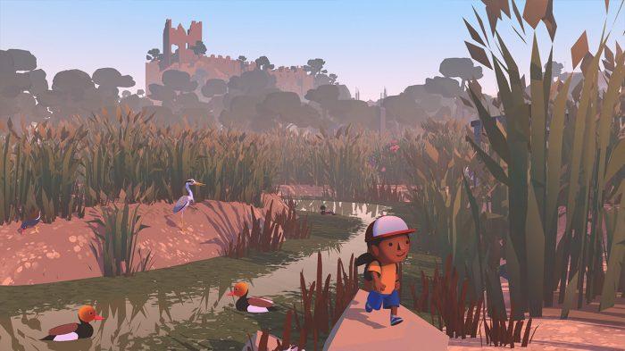 Nintendo Switch Alba: A Wildlife Adventure