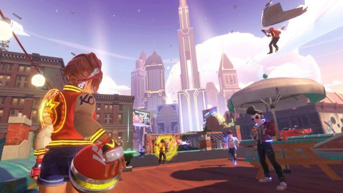 Knockout City Nintendo Switch Gameplay Screenshot