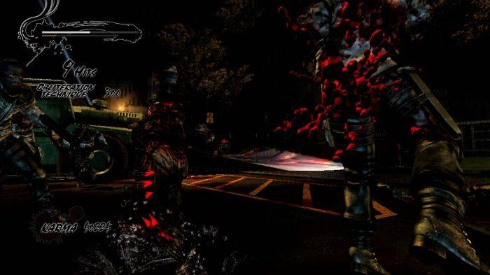 NINJA GAIDEN: Master Collection Nintendo Switch Gameplay Screenshot