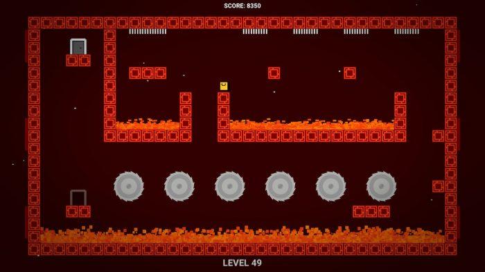 Dungeon Escape Nintendo Switch Gameplay Screenshot