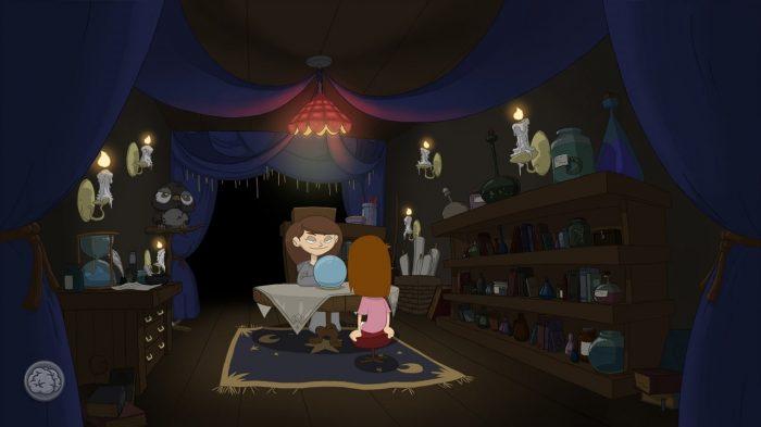 Anna's Quest Nintendo Switch Gameplay Screenshot