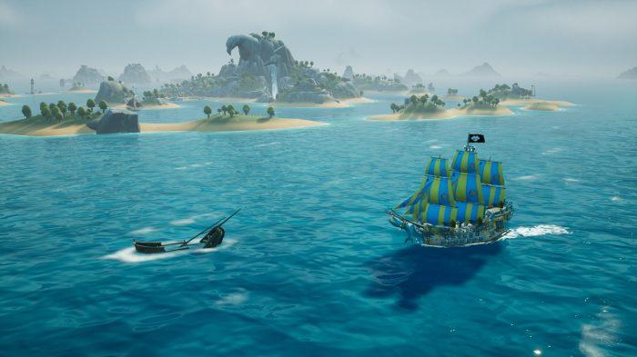 Nintendo Switch King of Seas Gameplay Screenshot
