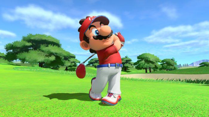 Mario Golf: Super Rush Nintendo Switch Gameplay Screenshot
