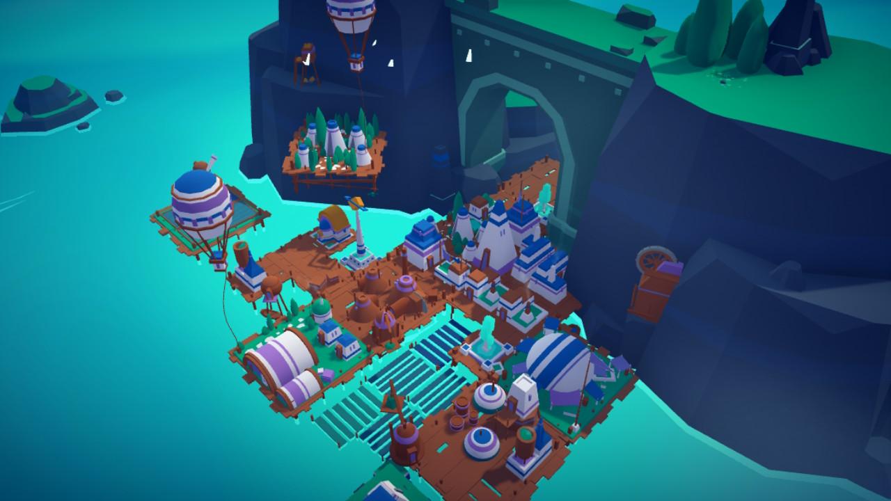 building an island islanders console edition
