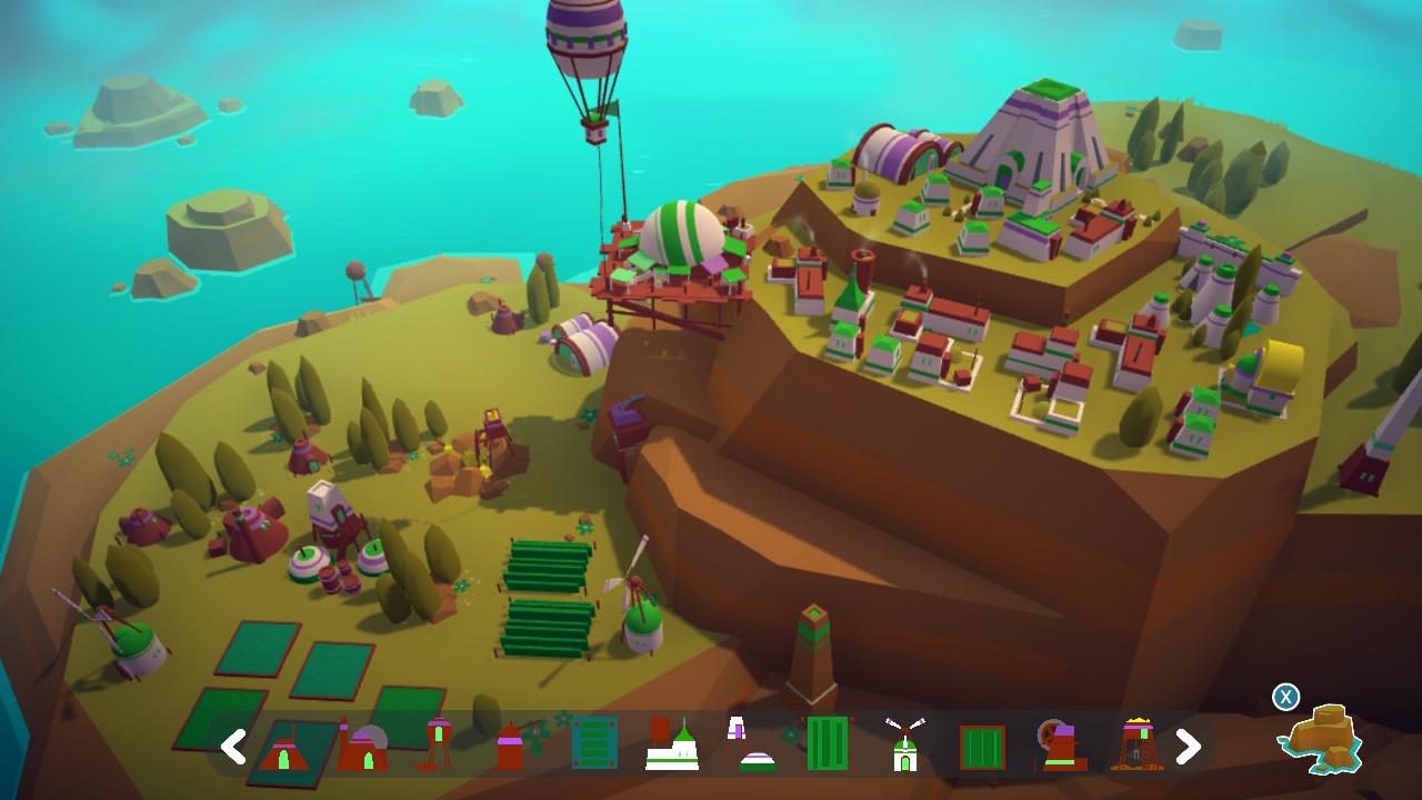 island creation islanders console edition