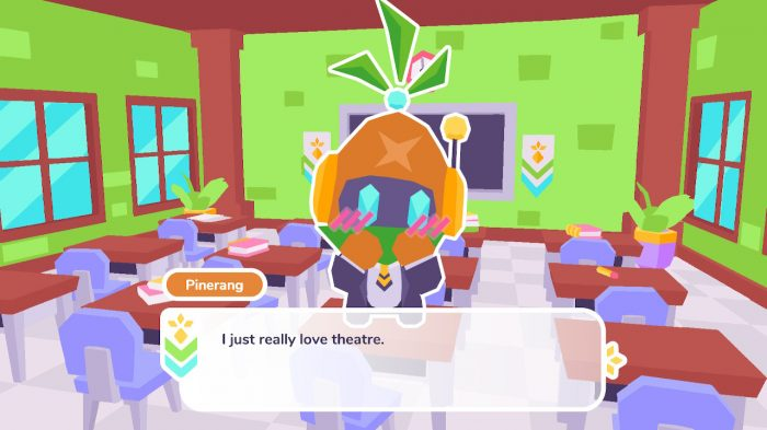 Button City Nintendo Switch Gameplay Screenshot