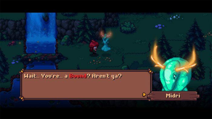 Arietta of Spirits Nintendo Switch Gameplay Screenshot