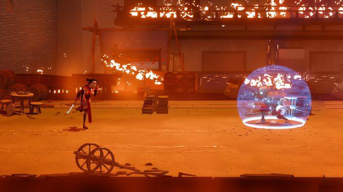 Shing! Nintendo Switch Gameplay Screenshot
