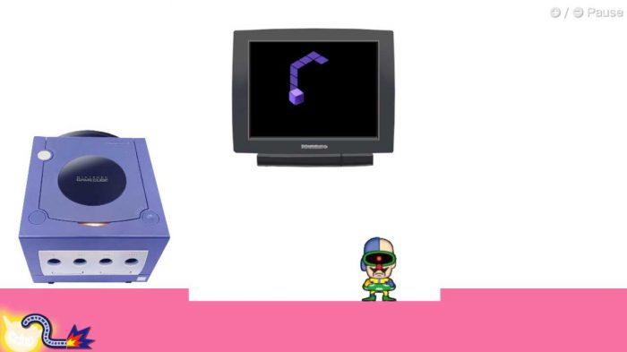 WarioWare: Get it Together! Nintendo Switch Gameplay Screenshot
