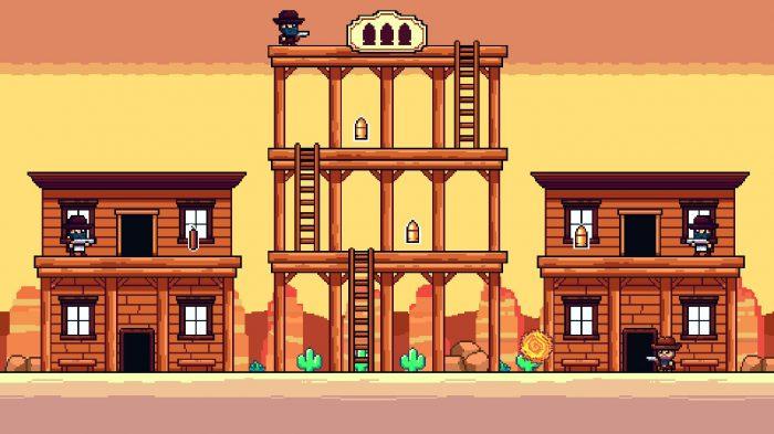 Virtuous Western Nintendo Switch Gameplay Screenshot