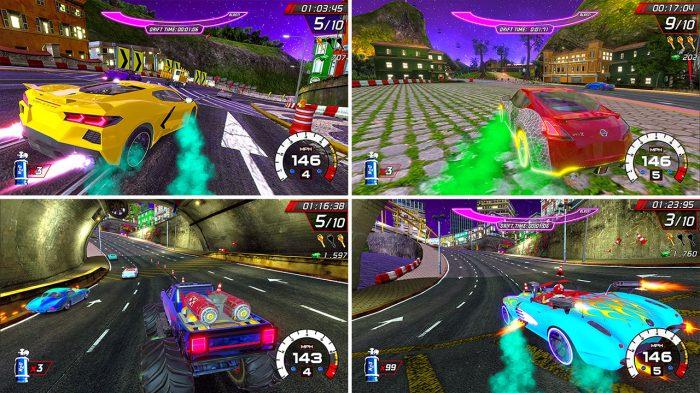 Nintendo Switch Cruis'n Blast